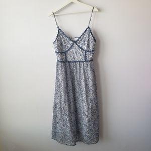 NSR lace sleeveless midi dress size Xl